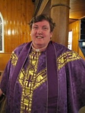 Rev. Norma Mitchell